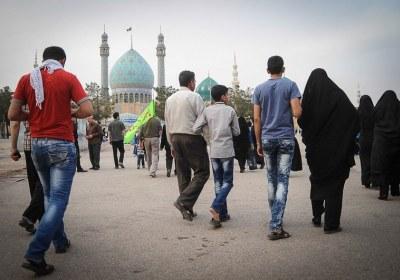 حکم حضور جنب، حایض و نفسا در مساجد