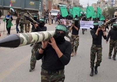 رزمندگان حماس