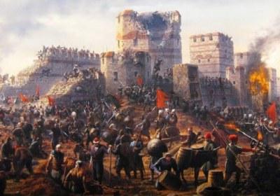 جنگ قستنطنیه