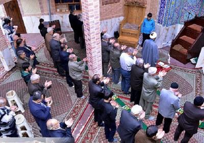 اتصال، جماعت، مسجد