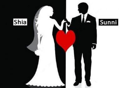 ازدواج دختر شیعه با مرد سنی