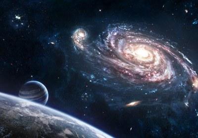 خلقت آسمان و زمین