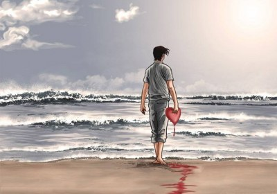 لب دریا