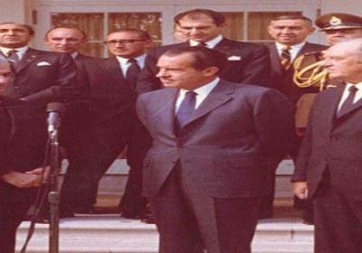 شاه  سیاست آمریکا