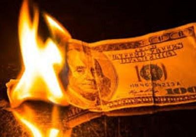 فروپاشی حاکمیت دلار