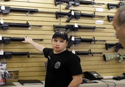 اسلحه در آمریکا