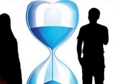 ازدواج، موقت، قمری
