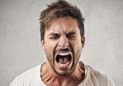 روش غلبه بر خشم
