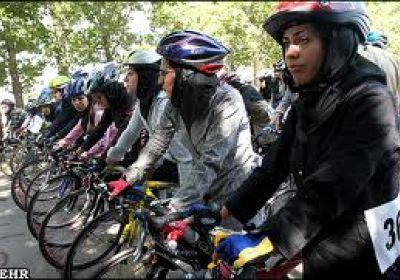 دوچرخه سواری بانوان در شرع