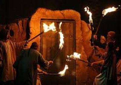 زمان هجوم به خانه حضرت زهرا علیهاالسلام