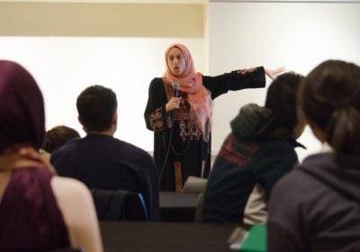 دانشجوی مسلمان