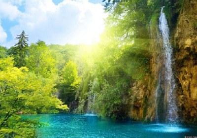 معنای وسعت بهشت به اندازه عرض زمین