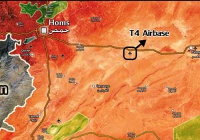علت حمله اسرائیل به سوریه