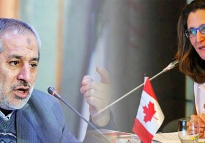 بیانیه وزیر خارجه کانادا درباره خودکشی متهم امنیتی و جاسوسی
