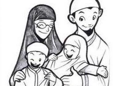 حجاب,خانواده