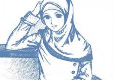 تربیت دینی دختر نوجوان
