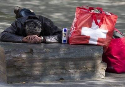 سوئیس فقر