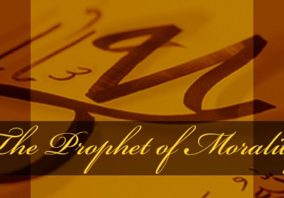 The Prophet of Morality