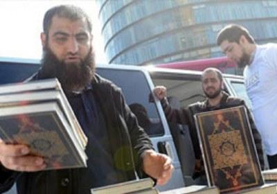 دام وهابت برای آوارگان سوری در اروپا
