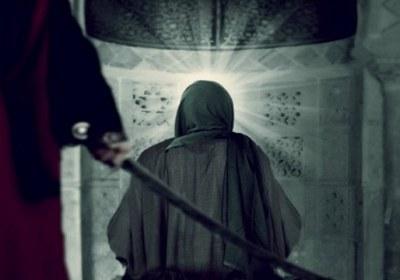 شهادت حضرت علی در حال نماز