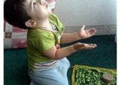 نماز بچه ها