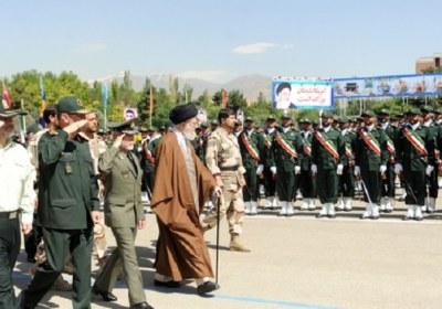 دیدار رهبری با نظامیان