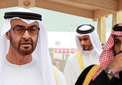 نزاع عربستان و امارات بالا گرفت