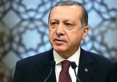 اردوغان: در برابر کمک آمریکا به تروریستها ساکت نمیمانیم