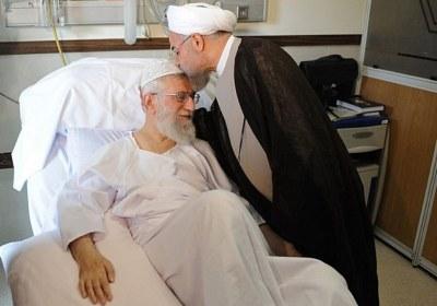 دکتر روحانی و رهبری
