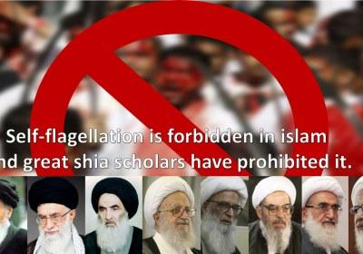Self-flagellation is Forbidden in Islam
