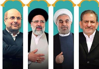 نامزدهای ریاست جمهوری