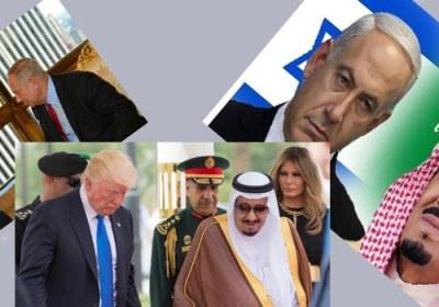 روابط عربستان و اسرائیل