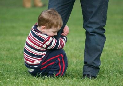 وابستگی کودک