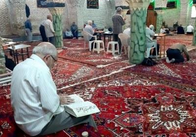 مسجد، میت، صیغه