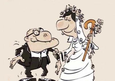 پسر 40 ساله قصد ازدواج ندارد