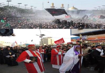 زيارة الأربعين, زيارة الإمام الحسين, مسيرة الأربعين, زيارة القبور