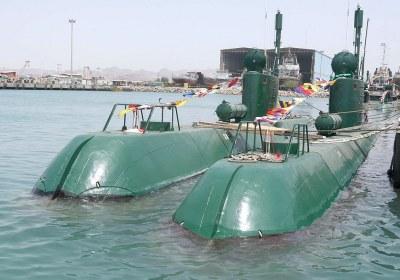 انواع زیردریایی