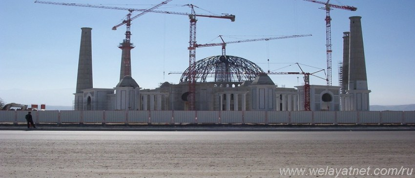 Достоинство строительства мечети