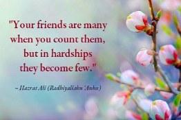 heavenly friend