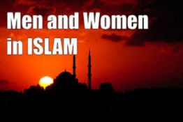 Equal reward and accountability for men and women in Islam
