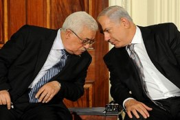 محمود عباس و سازش با اسراییل