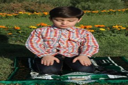 چیکار کنم بچهام نماز بخونه؟
