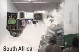 بزرگداشت شهید سلیمانی و ابومهدی المهندس در آفریقا 2