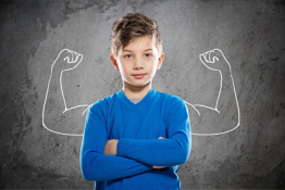 اولین قدم برای بالا بردن اعتماد به نفس کودکان