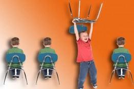 جنب و جوش بچه ها رو چگونه مدیریت کنیم؟