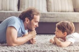 چگونگی رفتار با کودکان در هفت سال اول و دوم