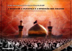 A rejeitar a injustiça e a opressão dos tiranos