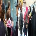 حجاب در غرب و ایران