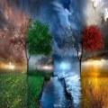 تاثیرات باد بهاری و پاییزی بر جسم و جان انسان