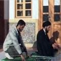 حکم اقتدا به امام جماعت در تشهد